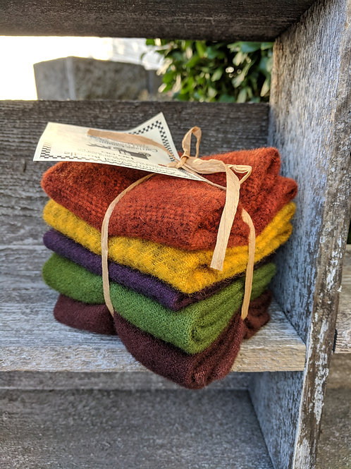 Autumn Wool Bundle