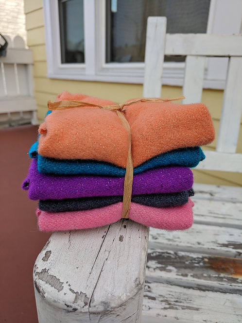 Spring Sparkle Wool Bundle