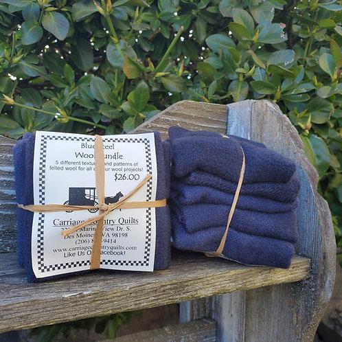 Blue Steel Wool Bundle