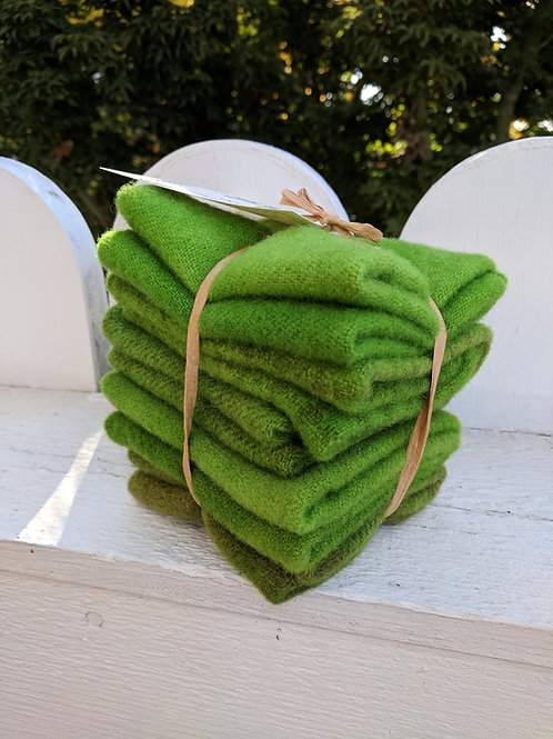 Sour Apple Wool Bundle