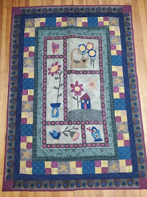 Folk Art Flannels