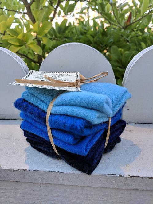 True Blue Wool Bundle
