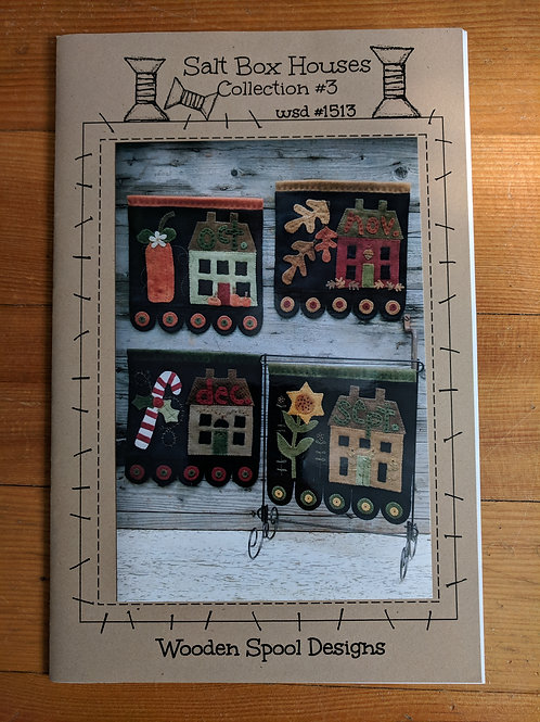 Salt Box Houses #3