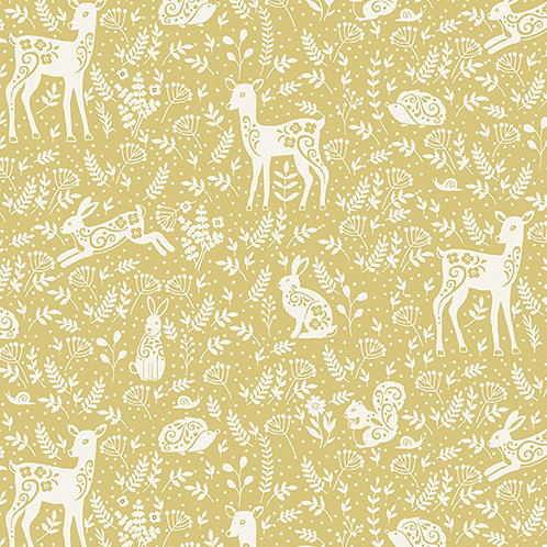 TP-2264-Y Yellow Woodland Creatures