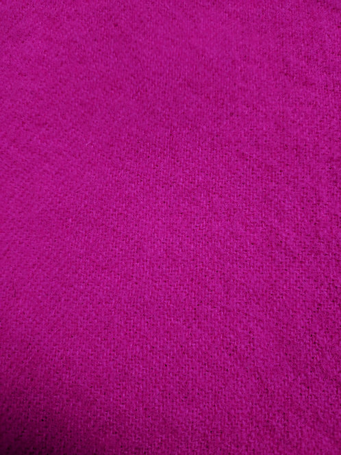 Fuchsia Wool