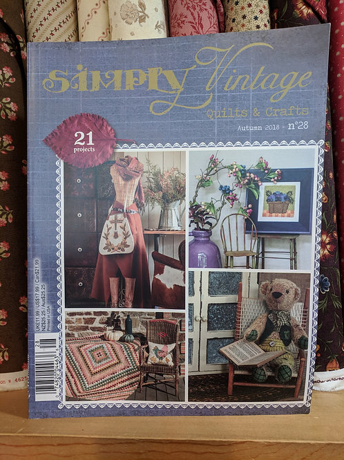 Simply Vintage Autumn 2018