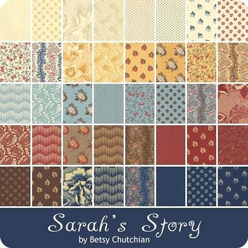 Sarah's Story Jelly Roll