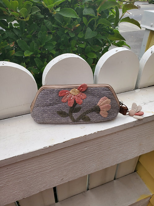 Blooming Flower Pouch