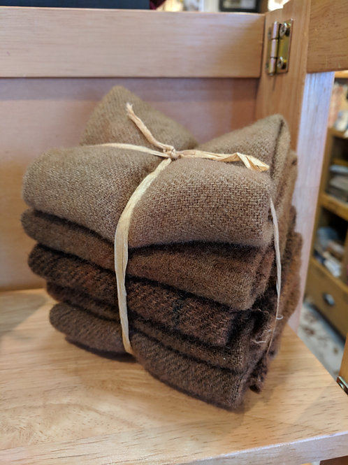 Fawn Wool Bundle