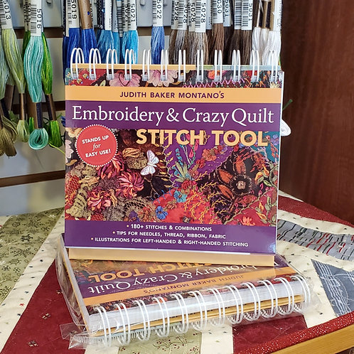 Embroidery and Crazy Quilt Stitch Tool