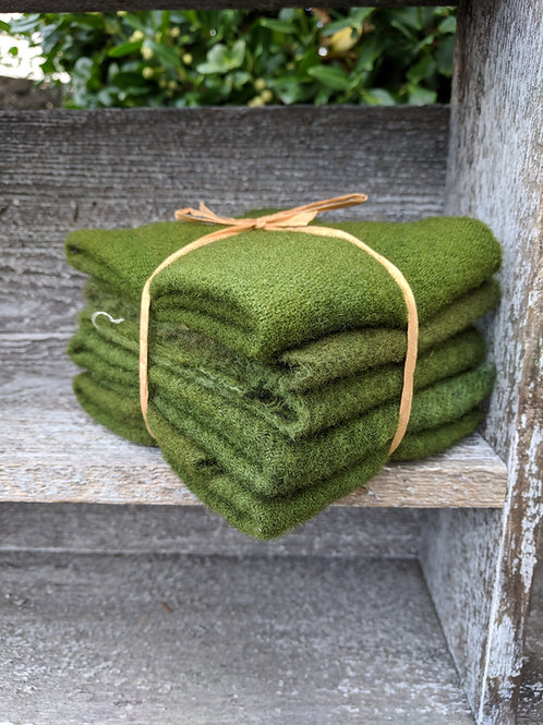 Moss Wool Bundle