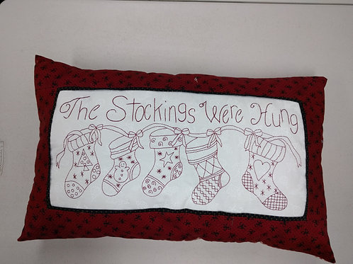 The Stocking Pillow