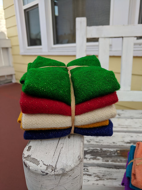 Primary Sparkle Wool Bundle