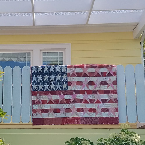 Crazy Stars and Stripes