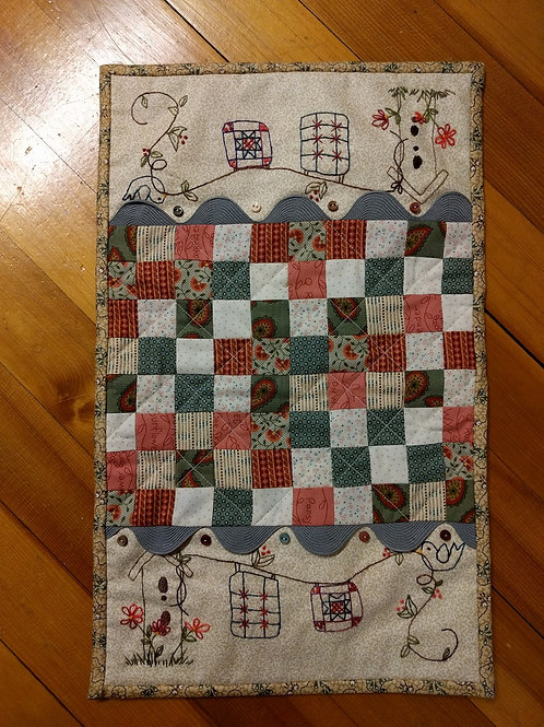 Quilted Friends - Spring