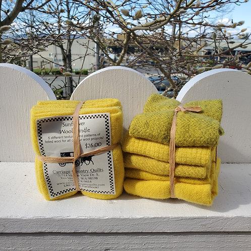 Sunflower Wool Bundle