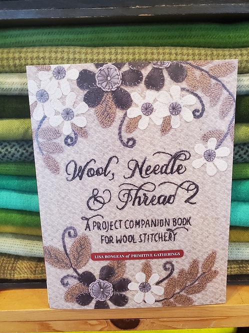 Wool, Needle, and Thread 2