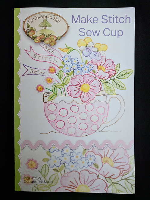 Make Stitch Sew Cup