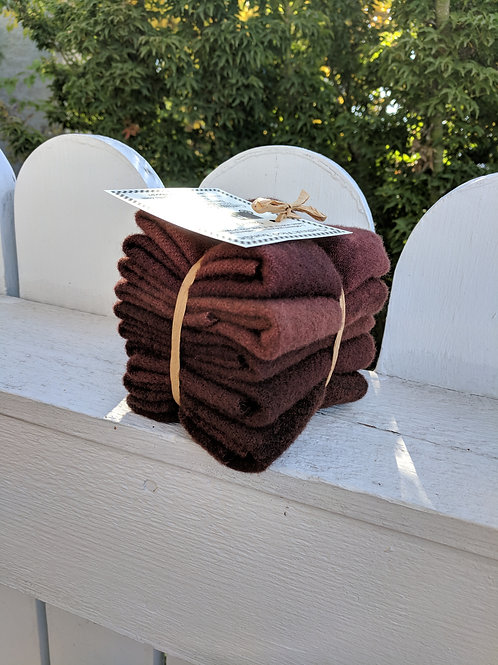 Chestnut Wool Bundle