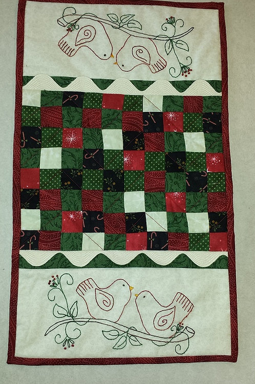 Quilted Friends - Christmas