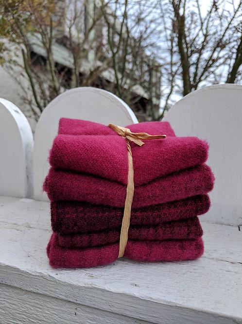 Raspberry AM Wool Bundle