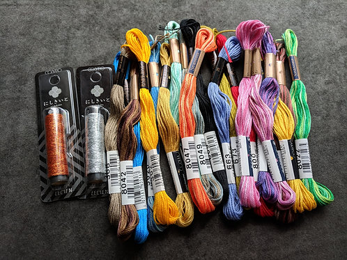 Salem Quilt Guild's Show and Tell Thread Kit