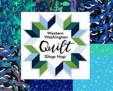 Western Washington Shop Hop 2019