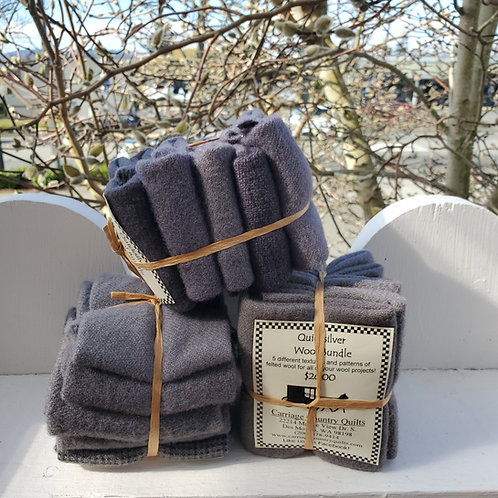 Quicksilver Wool Bundle