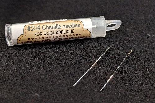 Chenille Needles #24