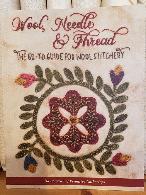 Wool, Needle, and Thread