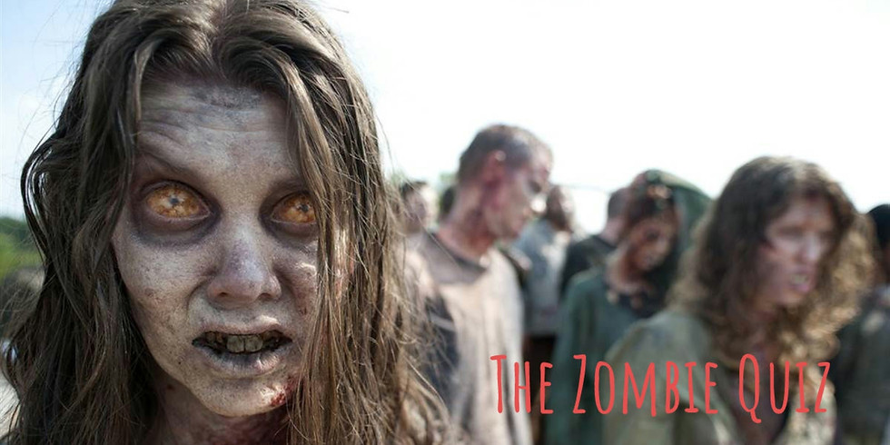 The Zombie Quiz