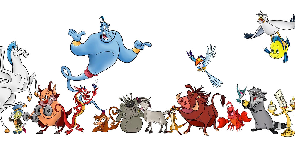 Disney sidekicks quiz