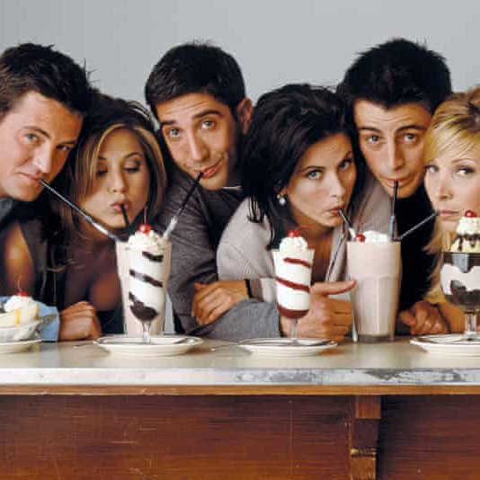 Friends quiz. The one no one can answer
