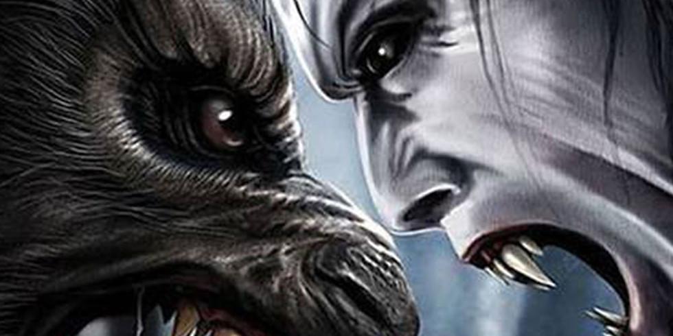 Werewolves vs Vampires quiz