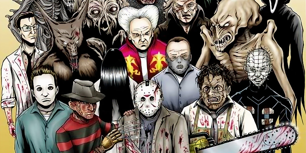 The Ultimate Horror quiz.