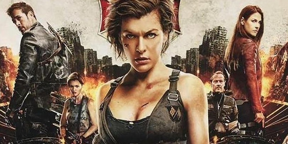 Resident Evil the Ultimate Quiz