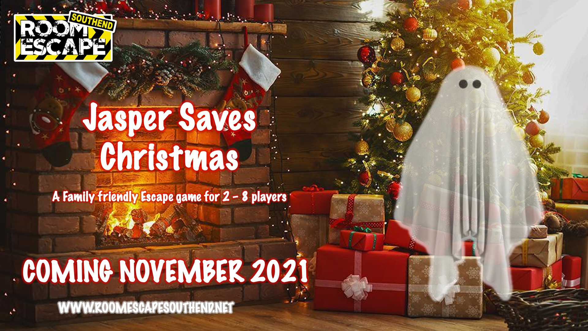 Jasper Saves Christmas