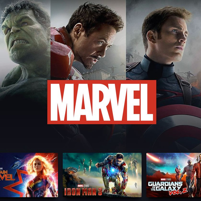 The Marvel Quiz Part 2