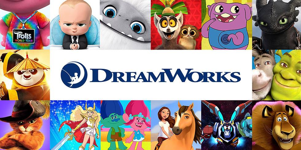 Dreamworks Animation quiz