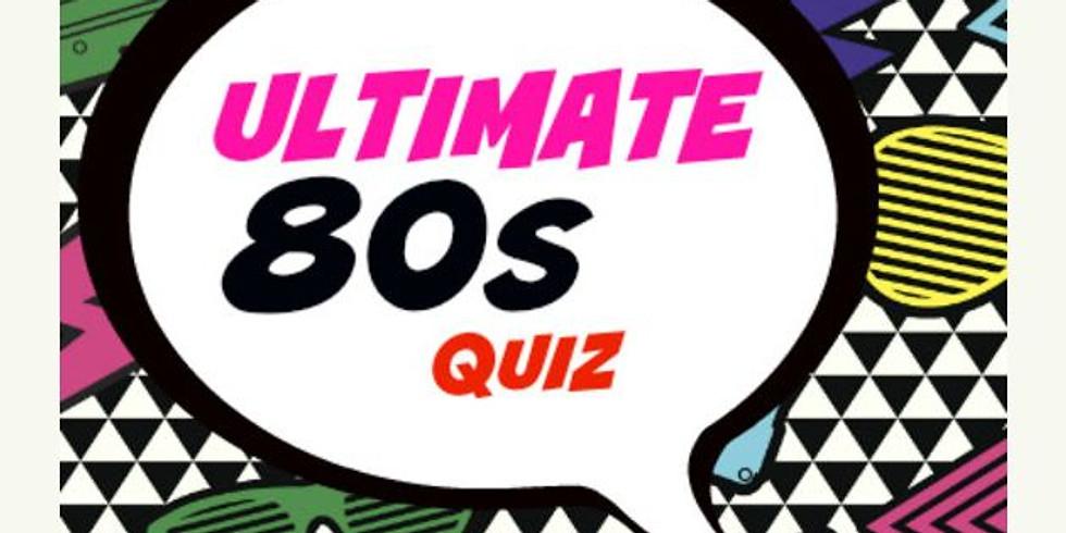 Ultimate 80's quiz