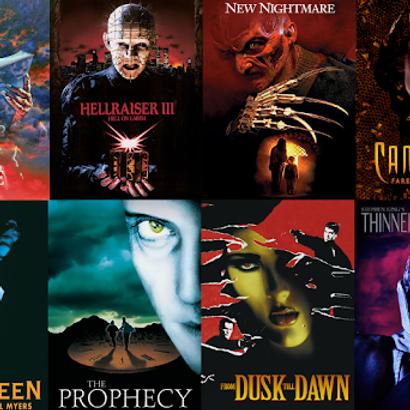 90's Horror Movie Quiz