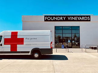 Blood Drive w/ American Red Cross