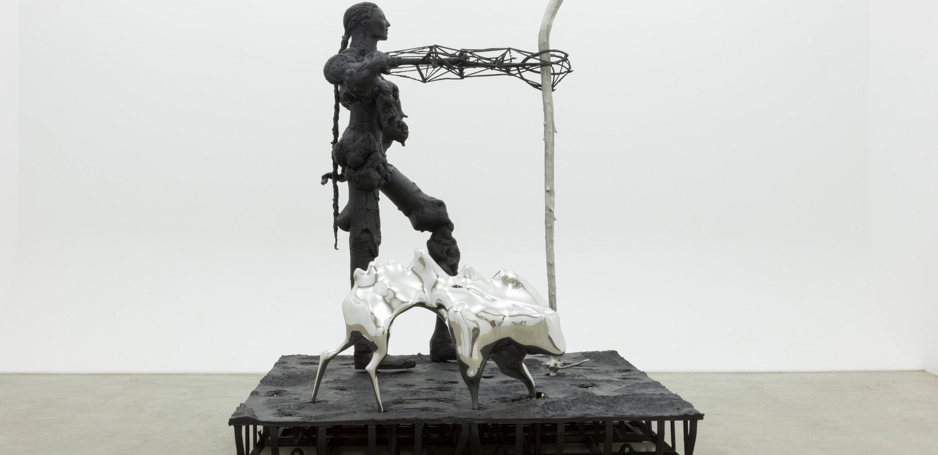 New Sculptures