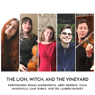 The Lion, the Witch, and the Vineyards