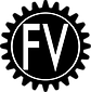 Foundry Vineyards cog logo