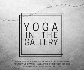 December 3rd: Yoga in the Gallery