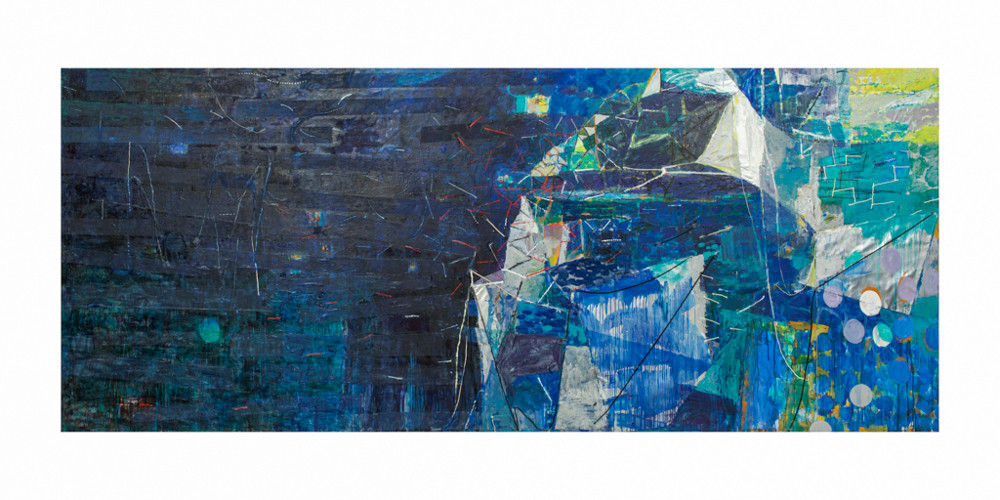 Recent Works in Painting, Print, and Glass