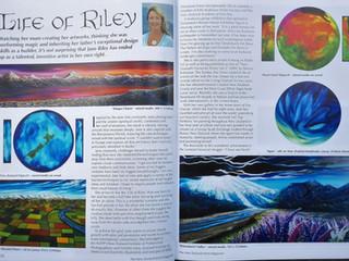Article - The NZ Artist Magazine