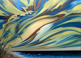New Beach Creations for Dunedin Art Show
