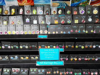 Unique Handpainted Jewellery